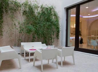 Cafetería Museo Carmen Thyssen, Málaga