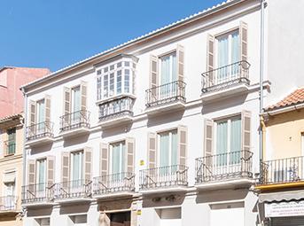 Rehabilitación en C/ Carretería 36, Málaga
